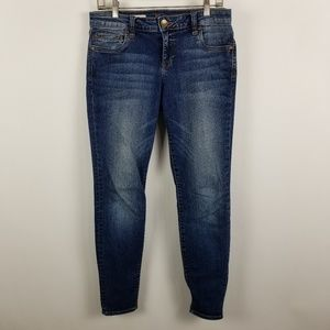 Kut From The Kloth Toothpick Skinny Jeans Sz 8